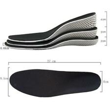 4cm Height Increase Insole for Arch Support Plantar Fasciitis Back Heel Pain