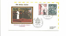 1972 Vatican FDC to Bologna John Paul II