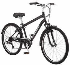 Schwinn Suburban Comfort Black Steel Frame Bicycle w/ 26-inch wheels