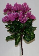 Bouquet Cyclamen x 24  Fleurs Artificielles intérieur/extérieur