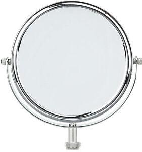 Beautifive Vanity Mirror Makeup Mirror with 6'' 360° Swivel Magnifying Mirror