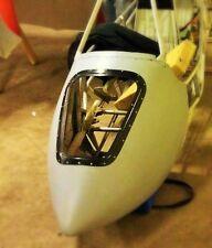 QCU Challenger Ultralight Aircraft  (( Nosecone Access Hatch Kit)) Rotax  --NEW!