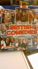 PAUL LAMOND GAMES CLASSIC BRITISH COMEDIES THE DVD BOARD GAME.  FACTORY SEALED