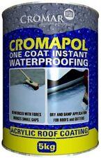Cromapol | Acrylic Roof Coat | Roof Paint Sealant | Emergency Roof Repair | 5kg