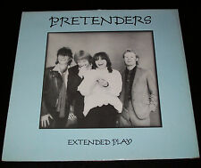 """PRETENDERS-exdended Play-Canada 1981 - 12"""" MAXI [EX]"""