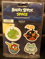 Angry Birds Space Magnets, MIP!  2011,  B Set