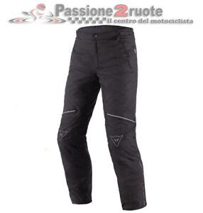 Motorcycle Trouser Pants Dainese Galvestone D2 Gore-Tex Black 4 Season