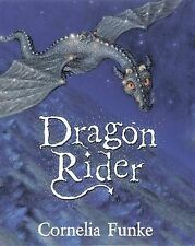 Cornelia Funke - Dragon Rider - Signed - UK First First Edition HBK