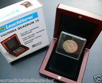 Ecrin Numismatique VOLTERRA + capsule pour 10 euros régions - LEUCHTTURM - Neuf