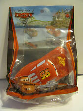 Disney Pixar Cars 2 Lightning McQueen  Ages 3+ ***NEW IN PACK***