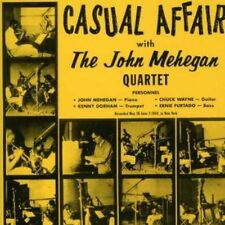 NEW - Casual Affair by John Mehegan; Kenny Dorham; Chuck Wayne