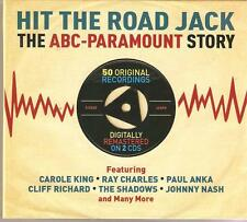 HIT THE ROAD JACK THE ABC-PARAMOUNT STORY - 2 CD BOX SET -DIANA & MORE