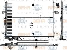 Condensatore Mercedes S211 E 220 / 280 / 320 Diesel da 02 a 08 Originale