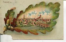 Erster Weltkrieg (1914-18) Lithographien aus den ehemaligen deutschen Gebieten
