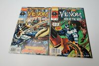 Venom Sign of the Boxx Issues 1 & 2 VF/NM Marvel Comics Ghost Rider