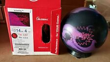 New 14lb 900 Global Volatility Bowling Ball Y137