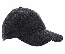 Calvin Klein Cap Monogram Cap Black