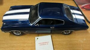 FRANKLIN MINT 1970 CHEVY CHEVELLE SS