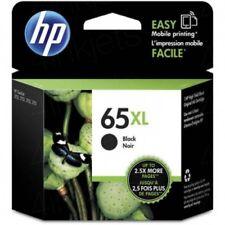 HP (65) N9K04AA Genuine High-Yield Black Ink Cartridge 3720/2621/2623/Envy5020