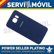 Tapa Trasera Bateria para Samsung Galaxy S6 G925F Edge  Back Cover Azul Blue