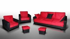 Armchair Living Room Fabric Contemporary Furniture Suites