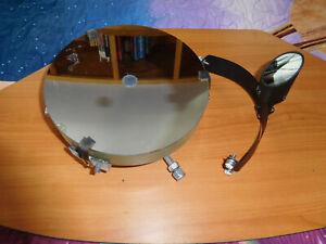 8 Telescope Primary Lens Glass Diagonal/secondary Mirror Mounts Cell Vane F6 203