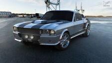"019 1967 Mustang Eleanor GT500 Super Race Car 24/""x14/"" Poster"