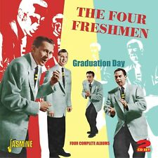 THE FOUR FRESHMEN - GRADUATION DAY 2 CD NEUF