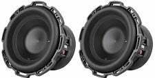 "(2) Rockford Fosgate Punch P2D2-8 8"" Inch 1000 Watt  Dual 2 Ohm  Car Subwoofers"