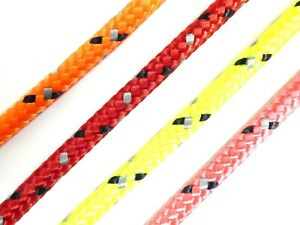 SALE! 100m hardwearing, low stretch rope for use on yachts, boats & dinghies(mi)