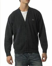 Lacoste Wool Button-Front Cardigans for Men