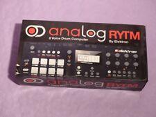 Elektron Analog Rytm 8 VOICE DRUM computer (5302)