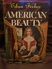 American Beauty by Edna Ferber, 1946, 1st Tower Books Ed.,