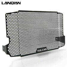 Vulcan LOGO Radiator grill For Kawasaki Vulcan S Light Tourer Radiator Guard 18