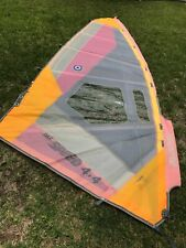 Neil Pryde Raf Speed Windsurf Sail 4.4 with protective cover - fun sail!