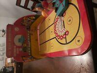 2 Vintage Basketball game