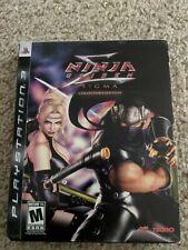 Ninja Gaiden Sigma Collector's Edition (PlayStation 3, PS3 2007)