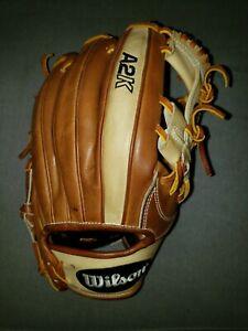 """Wilson A2K 1787 11.75"""" Infield Baseball Glove Series"""