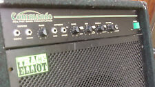 Bass Guitar Amplifier Trace Elliot  - Commando. Made in UK !