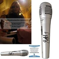 Lauren Alaina Signed Autograph Microphone Exact Proof Beckett BAS Certified Mic