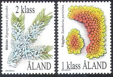 Aland 1999 Lichens/Plants/Nature/Environment 2v set (n41615)