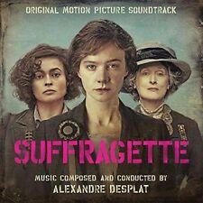 Suffragette, Desplat, Alexandre