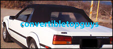 TOYOTA CELICA DO-IT-YOURSELF CONVERTIBLE TOP PACKAGE 1984-1986