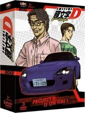 DVD Initial D Stage 4 - Coffret 2/2