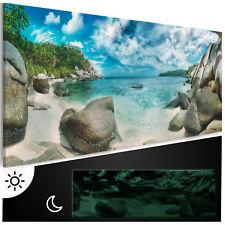 Tag & Nacht Wandbilder xxl nachtleuchtende Bilder 3D nachleuchtend c-C-0001-ag-a