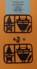 LCH coal Hopper Kit HO SILVERMAZ MODELS NON AIR 4 WHEEL HOPPER WAGON