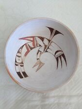 "Hopi Figural Pot  ~3.5"" by 9.3"" Lorna Lomakema, daughter of Sadie Adams"