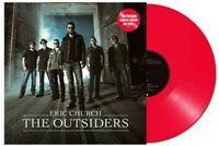 Eric Church - The Outsiders [New Vinyl LP] Colored Vinyl, 180 Gram, Re