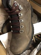 Timberland Men's Thorton Mid Gore-Tex? Membrane,Pewter Leather,US 8.5 M