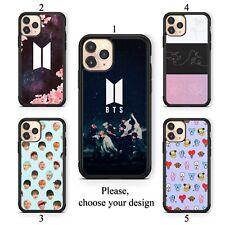 BTS K-Pop Bangtan Boys case for iphone 11 XR Pro SE Max X XS 8 plus 7 6 TPU SN
